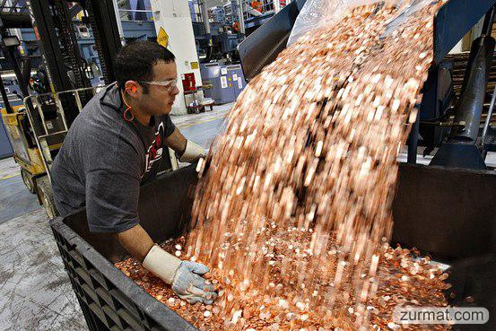 Samsung ще изплати на Apple $ 1 млрд. с монети от 5 цента