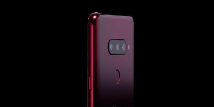 Преглед на LG V40 ThinQ: три камери, голям екран и красив дизайн