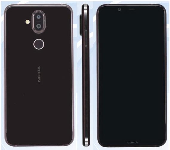 Функции и снимки на Nokia X7 (Nokia 7.1 Plus) от TENAA