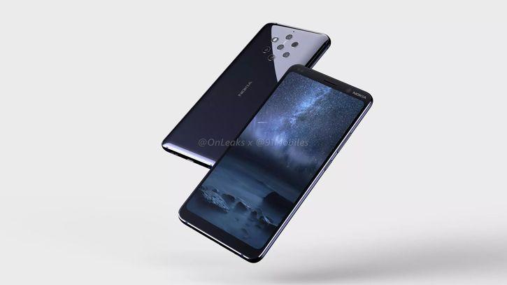 Nokia 9 за първи път позира за реални снимки?