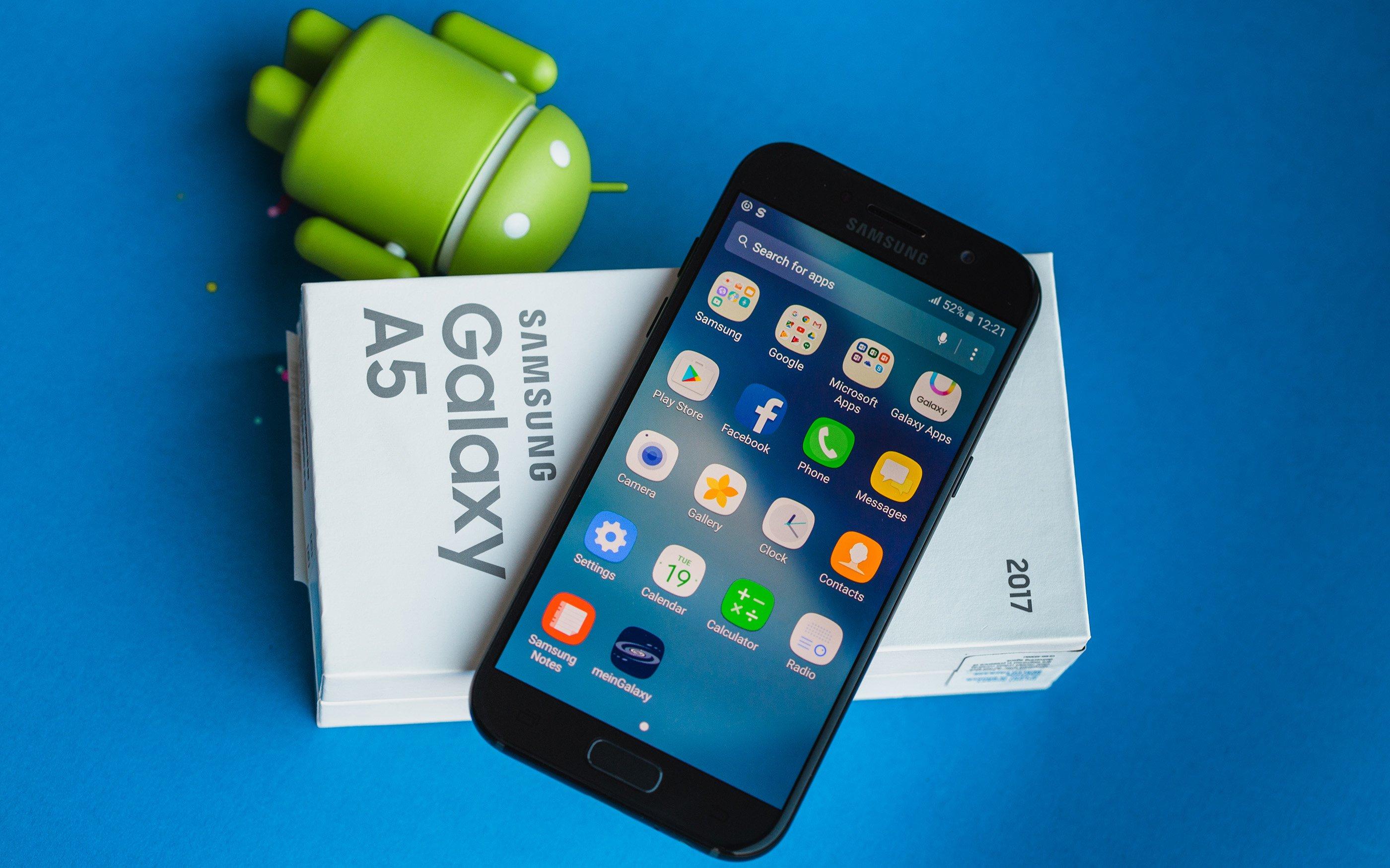 Основни характеристики на Samsung Galaxy A50