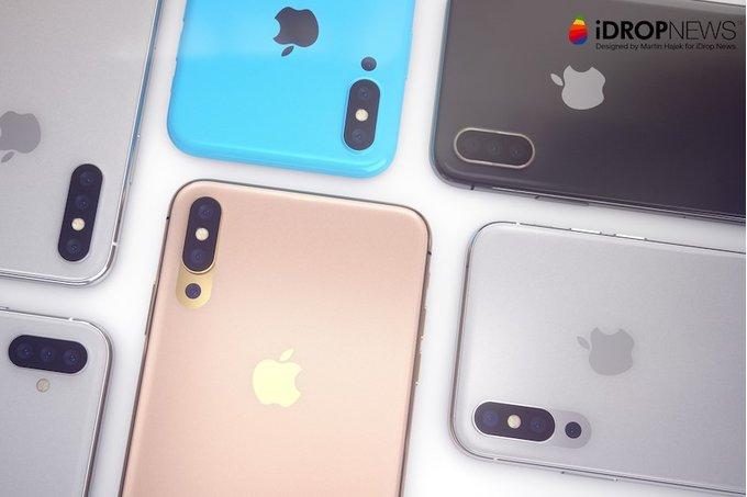 Apple се интересува от 3D камери на Sony за iPhone 2019