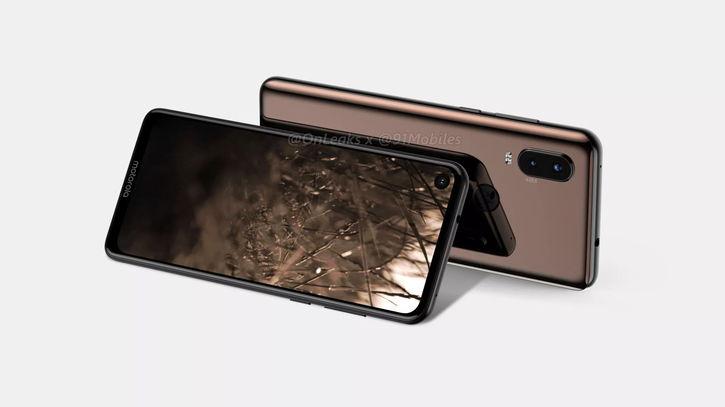 Motorola представя P40 (One 2) с 48-мегапикселова камера и отвор в екрана 20.8: 9