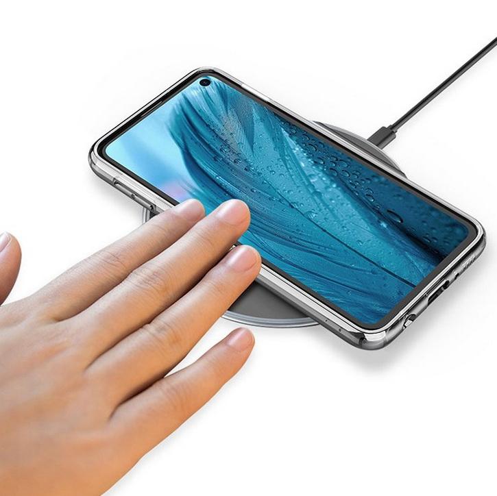 Представяне на Samsung Galaxy S10 Lite: плосък дисплей, безжично зареждане