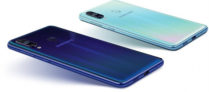 Обявяване на Samsung Galaxy M40: среднoкласовият смартфон с тройна 32-мегапикселова камера