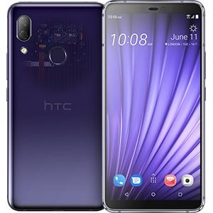 Представяне на HTC U19e - прозрачен стилен смартфон с ирисов скенер