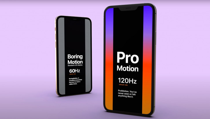Лъч надежда: iPhone 12 Pro може да получи 120Hz екран