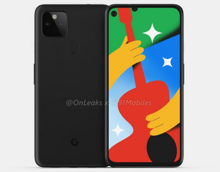 Почти като Google Pixel 5: Pixel 4a 5G с изглед от всички ъгли /видео/