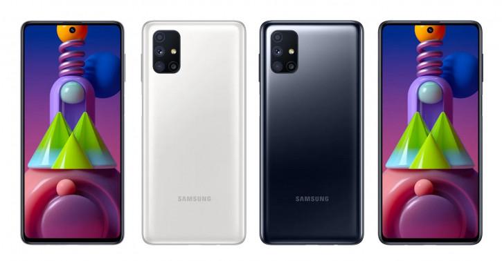 Чудовище с батерия от 7000 mAh, с 3,5 мм и 64 мегапиксела: всичко за Samsung Galaxy M51