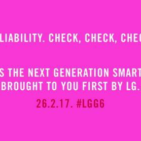 Надеждност и устойчивост във вода: нов тийзър на LG G6