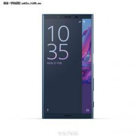 Флагманът Sony Xperia с изключително тънка рамка в свеж рендер