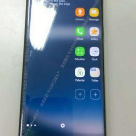 Макет и детайли на Samsung Galaxy S8 от производителя на аксесоари