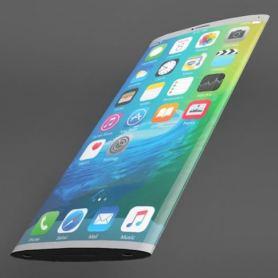 iPhone с OLED-TV ще получи предна 3D камера