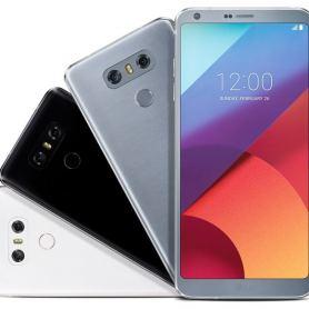 LG G6  в три цвята на снимка от @evleaks