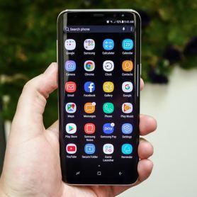 Разглобяване и сглобяване на Samsung Galaxy S8 от JerryRigEverything