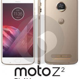 Рендер и характеристики на Moto Z2 Play