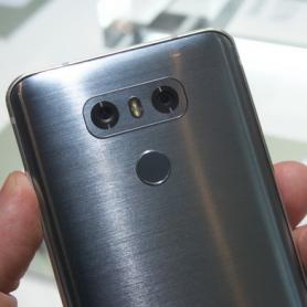 Прозрачният Samsung Galaxy S8 получи конкурент в лицето на LG G6 (видео)