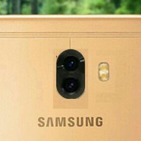 Samsung Galaxy C10 - първият смартфон на компанията с двойна камера