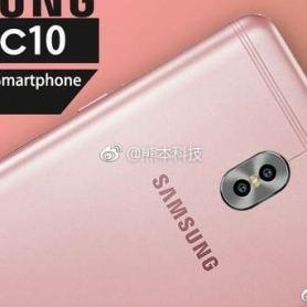 Samsung Galaxy C10 с двойна камера се появи на снимка