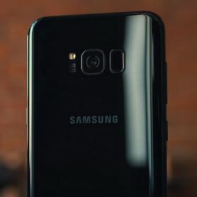 Samsung: Galaxy Note 8 няма да бъде с вграден в екрана скенер за пръстови отпечатъци