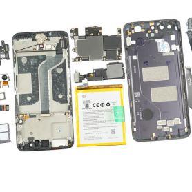 Разглобяване на OnePlus 5 в снимки