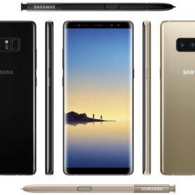 Окончателните спецификации на Samsung Galaxy Note 8