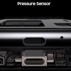 Samsung Galaxy Note 8 ще получи екран с Force Touch