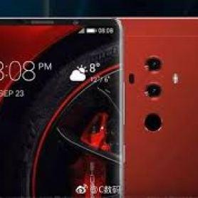Huawei Mate 10 Pro с лъскаво тяло – реални снимки