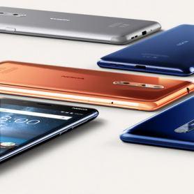 Експресно разопаковане и тестове за издръжливост на флагмана Nokia 8 (видео)