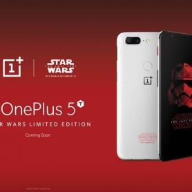 OnePlus представи OnePlus 5T Star Wars Edition на Comic Con