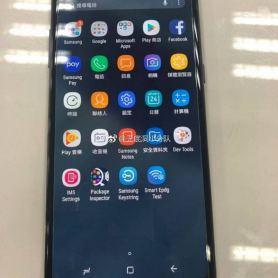 Samsung Galaxy A8 + с индекс Galaxy A7 (2018) с реални снимки