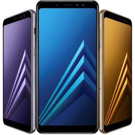 Представяне на Samsung Galaxy A8 (2018) и A8 + (2018): пълноекранен представител от средната класа