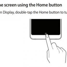 Samsung Galaxy A8 и A8 + (2018) не получиха 3D Touch в бутона