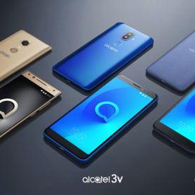 Представяне на Alcatel 1X, 3V, 5: бюджетен телефон с 18: 9 и отключване с лице