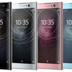 Официално представяне  на Sony Xperia XA2, Xperia XA2 Ultra и L2 (видео)