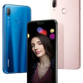 Снимка на Huawei P20 Lite в три цвята