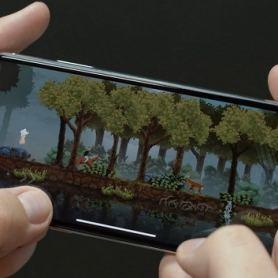 iPhone SE2 в стила на iPhone X на видео?
