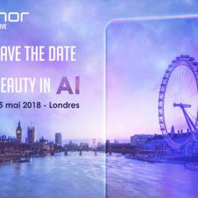 Honor 10 ще бъде представен на 15 май в Лондон