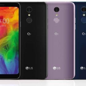 Представяне на LG Q7, Q7 +, Q7a: ключови характеристики