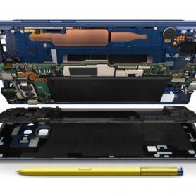 Samsung ще повтори дизайна на камерата от Note 9 в Galaxy S10 заради батерията
