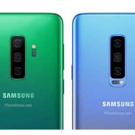 Четири цвята за Samsung Galaxy S10 и нови подробности за сгъваемия F900