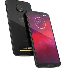 Motorola подготвя Moto Z4 за Snapdragon 8150 със скенер на екрана