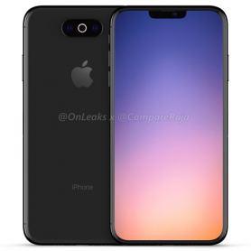 Още една версия на iPhone XI от @OnLeaks. Сега в стила на LG G6!
