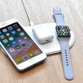 Apple пуска AirPower за безжично зареждане на iPhone