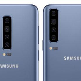 Работа със Samsung Galaxy S10 + с реална снимка