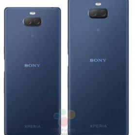 Снимки на Sony Xperia 10 и Xperia 10 Plus