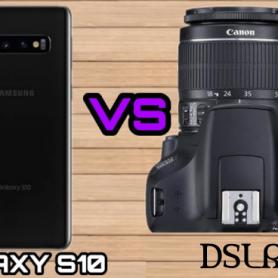 Може ли Galaxy S10 Plus да замени професионален DSLR фотоапарат?