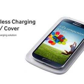 Представяне на безжичното зарядно за зареждане на Galaxy S4