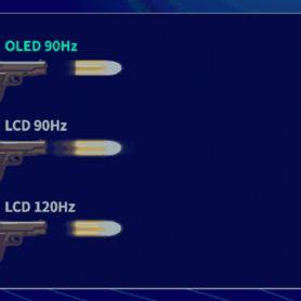Samsung: нашите 90 Hz OLED панели не са по-лоши от решенията на 120 Hz IPS