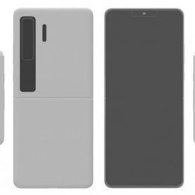 Huawei Mate V - чисто нова компания за сгъваеми смартфони (снимка)